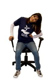 The patient is required to warm up their spine using devices such as the Active Rehabilitation Chair