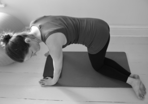Pilates Stretch for Scoliosis treatment in Denver Colorado